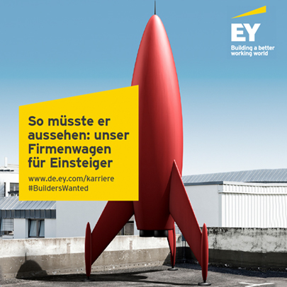 EY | HR, Corporate Brand